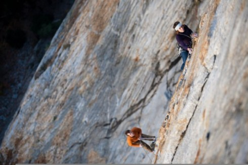 Yosemite Granite. pic by Ben Ditto