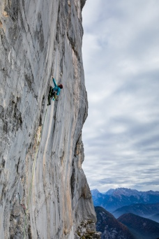 The infamous first pitch of Locker von Hocker - what a stunner. Benjamin B Ditto photo